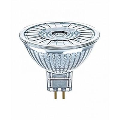 osram led star mr16 4 6w gu5 3 2700k glass ldv 4052899957756. Black Bedroom Furniture Sets. Home Design Ideas