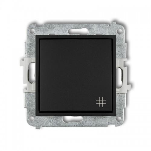 Mechanizm łącznika krzyżowego MINI czarny mat 12MWP-6