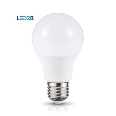 Żarówka LED E27 GS 10W barwa CIEPŁOBIAŁA LED2B