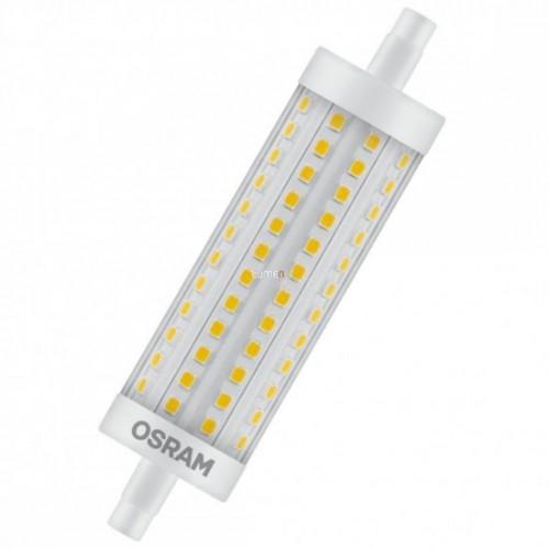 osram led parathom dim line 118 125 R7s 2700K 4058075811850