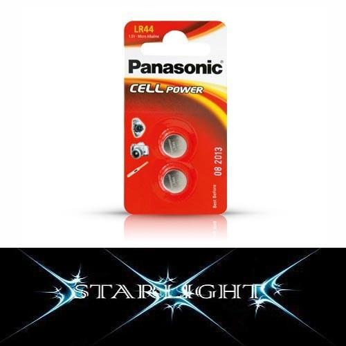 LR44 Panasonic 1.5V Micro-Alkaline