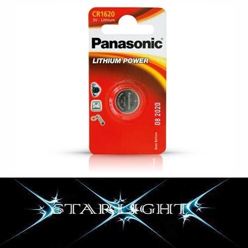 CR1620 Panasonic 3V Lithium