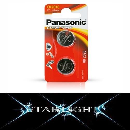 CR2016 Panasonic 3V Lithium
