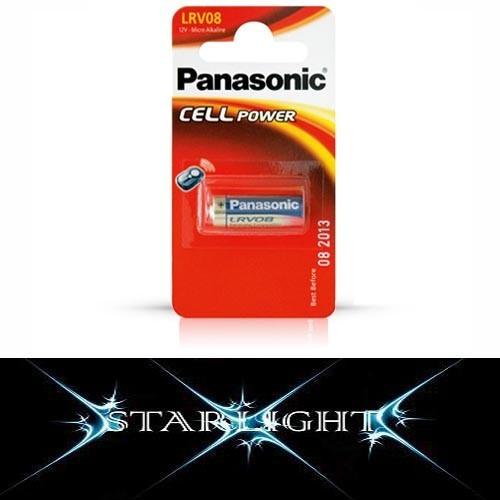 LRV08 Panasonic 12V Micro-Alkaline