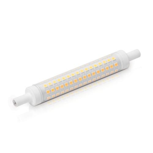 Żarówka LED R7s J118mm 11W barwa CIEPŁOBIAŁA
