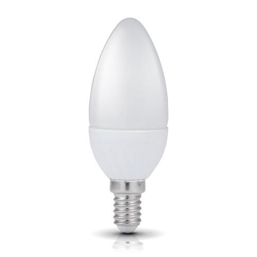Żarówka LED E14 SW 4,5W barwa NEUTRALNA